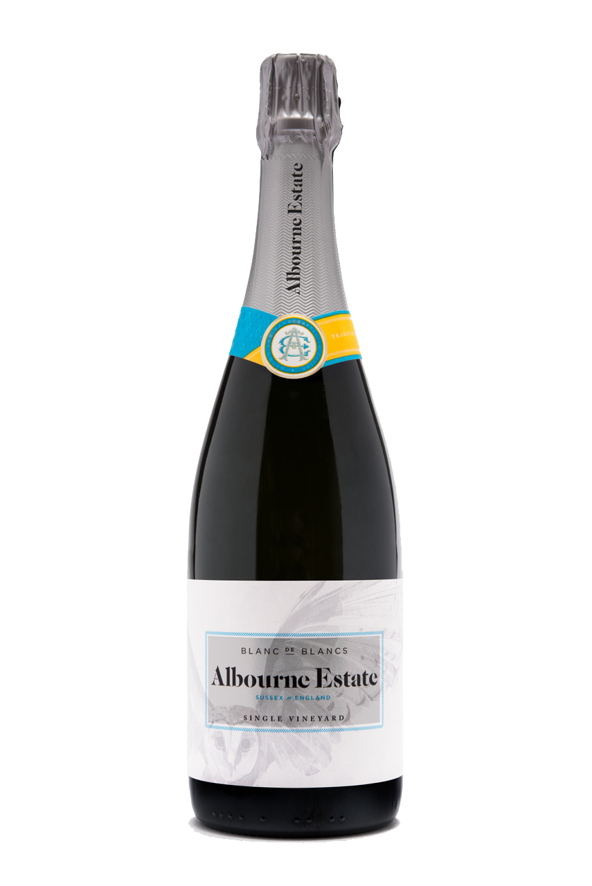 Blanc de Blancs English Sparkling Wine