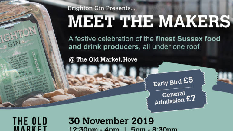 Meet the Makers Event – 30th November 2019